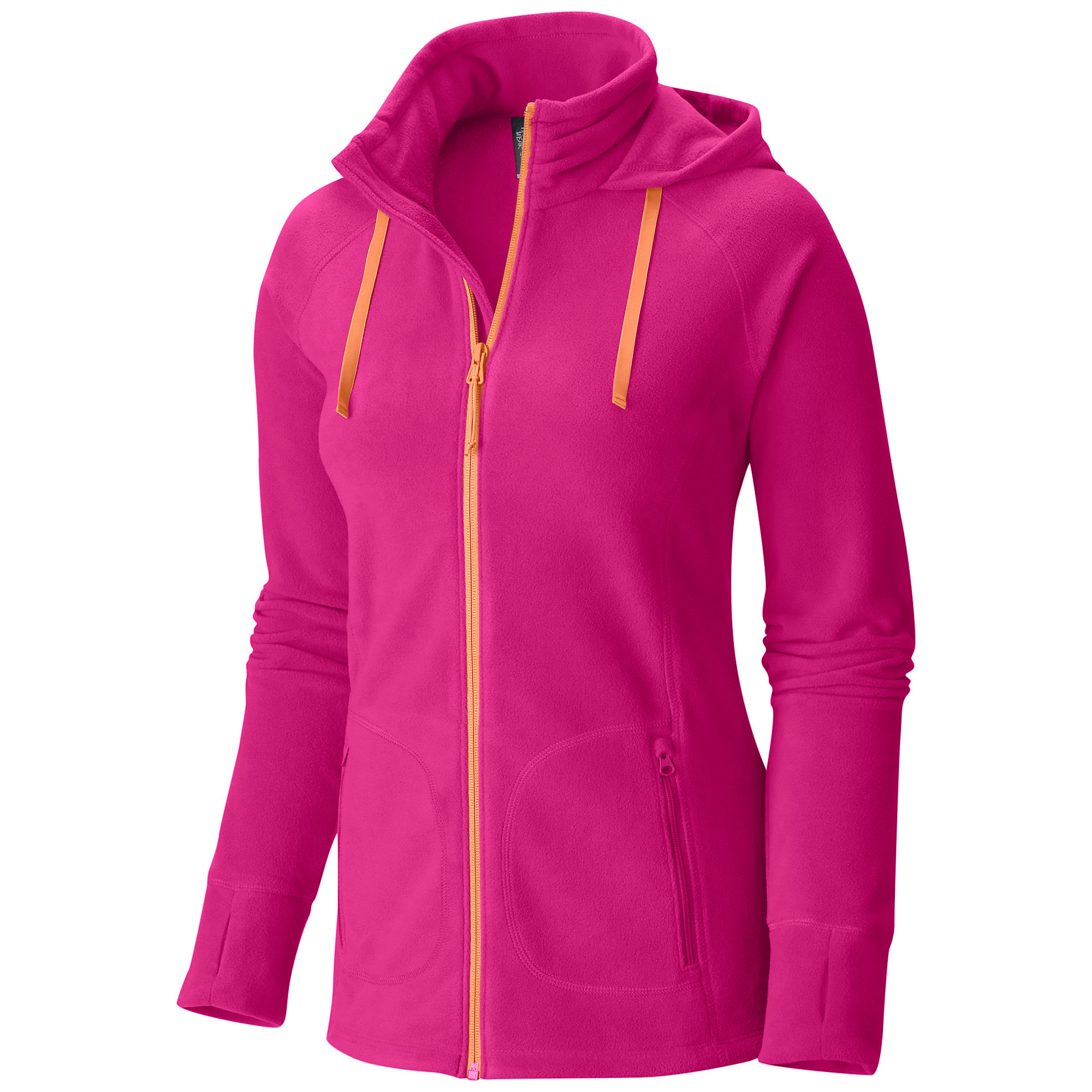 photo: Mountain Hardwear MicroChill Full Zip Hoody