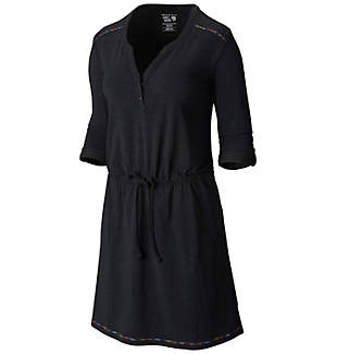 Women's DrySpun Slub Dress