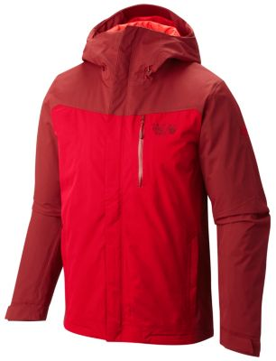 photo: Mountain Hardwear Dragon's Back Insulated Jacket