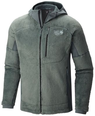 photo: Mountain Hardwear Monkey Man Grid II Hooded Jacket