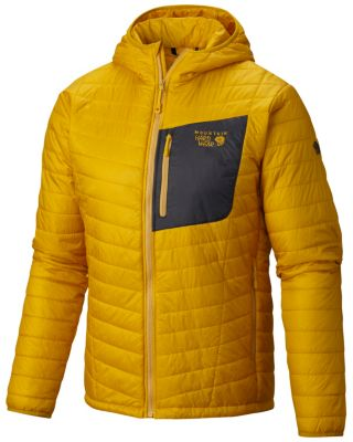 photo: Mountain Hardwear Thermostatic Hooded Jacket synthetic insulated jacket