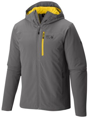 photo: Mountain Hardwear Superconductor Hooded Jacket
