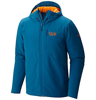 Men's Superconductor™ Hooded Jacket