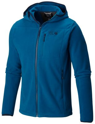 photo: Mountain Hardwear Strecker Hooded Jacket