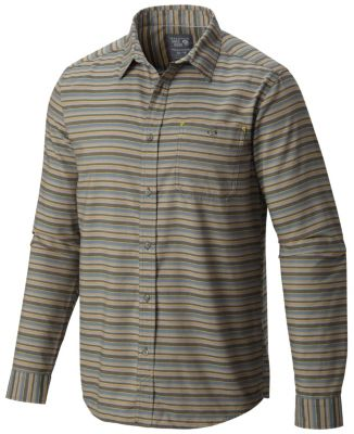 photo: Mountain Hardwear El Cerrito Long Sleeve Shirt