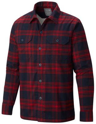 Mountain Hardwear Trekkin Fleece Lined Shacket