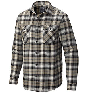 Men's Trekkin™ Flannel Long Sleeve Shirt
