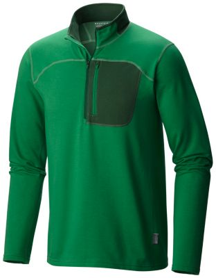 photo: Mountain Hardwear Cragger 1/2 Zip
