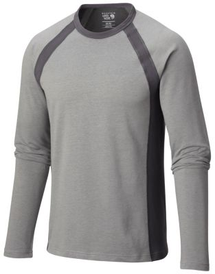 photo: Mountain Hardwear Cragger Crew Long Sleeve Shirt