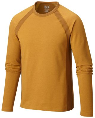photo: Mountain Hardwear Cragger Crew Long Sleeve Shirt