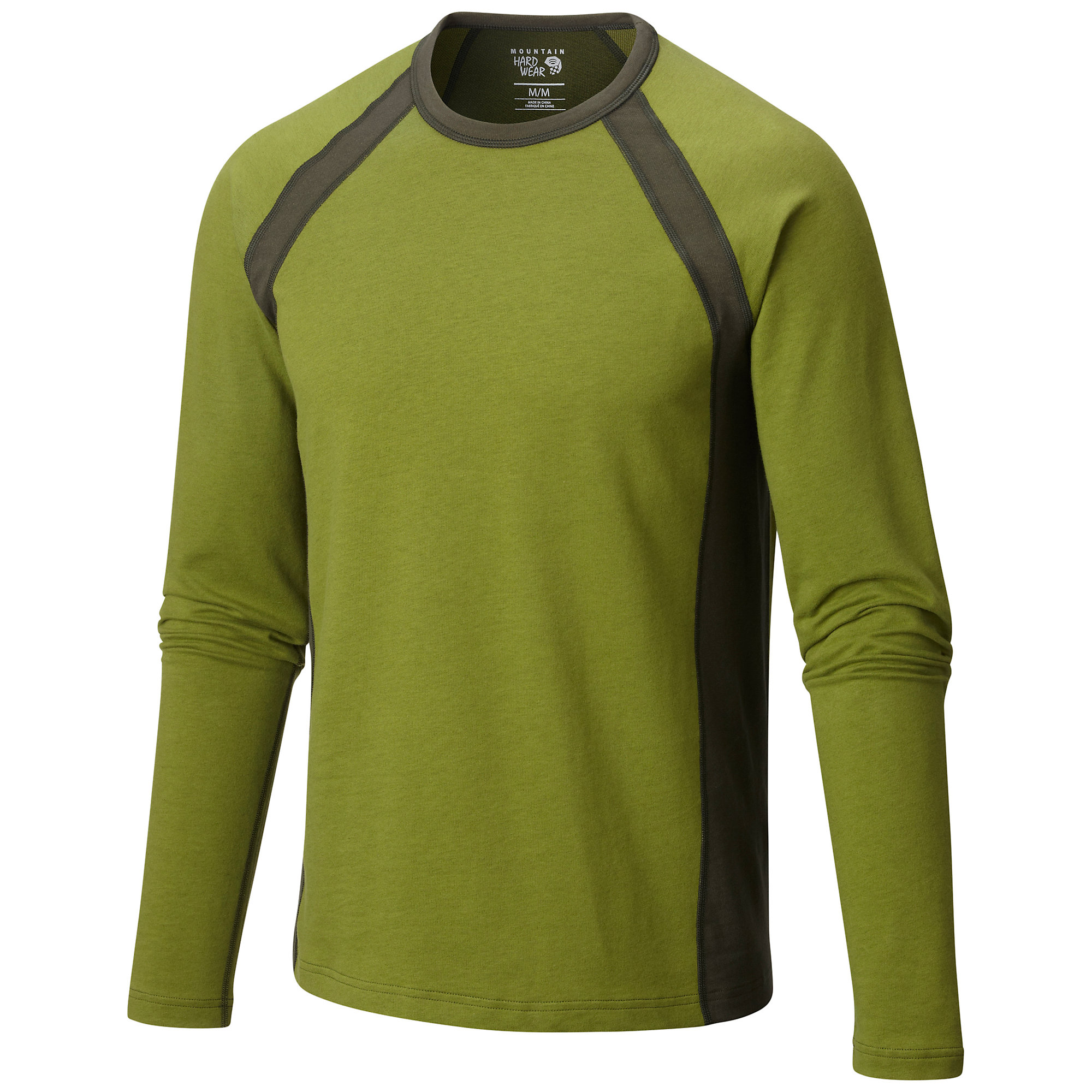 Mountain Hardwear Cragger Crew Long Sleeve Shirt