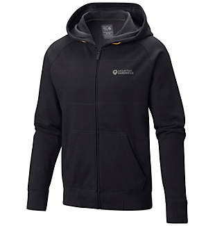 Men's Graphic Full Zip Hoody