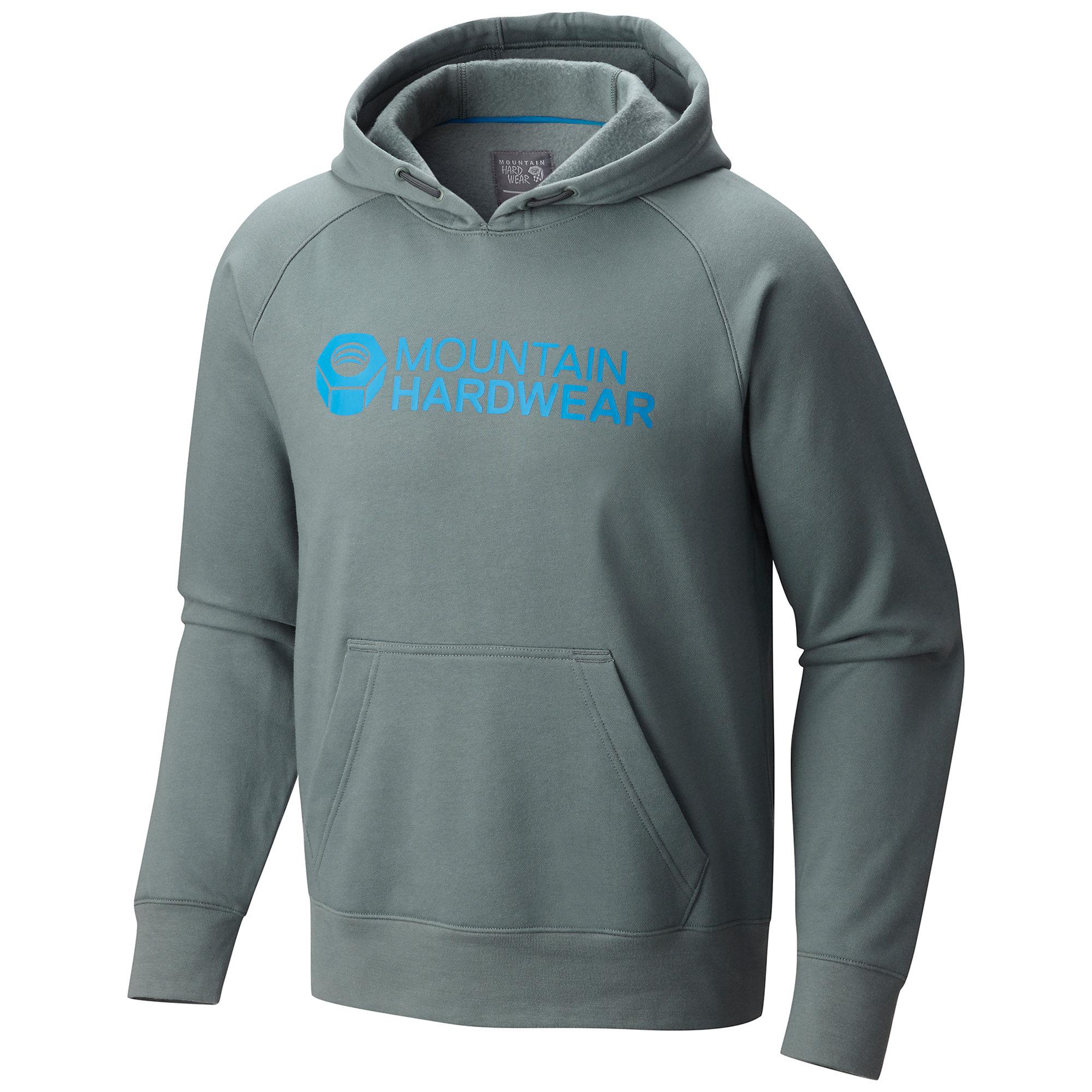 Mountain Hardwear Logo Graphic Pullover Hoody