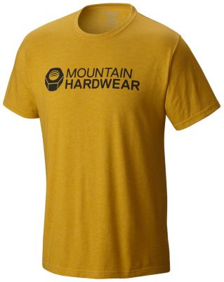 Mountain Hardwear Logo Graphic Short Sleeve T