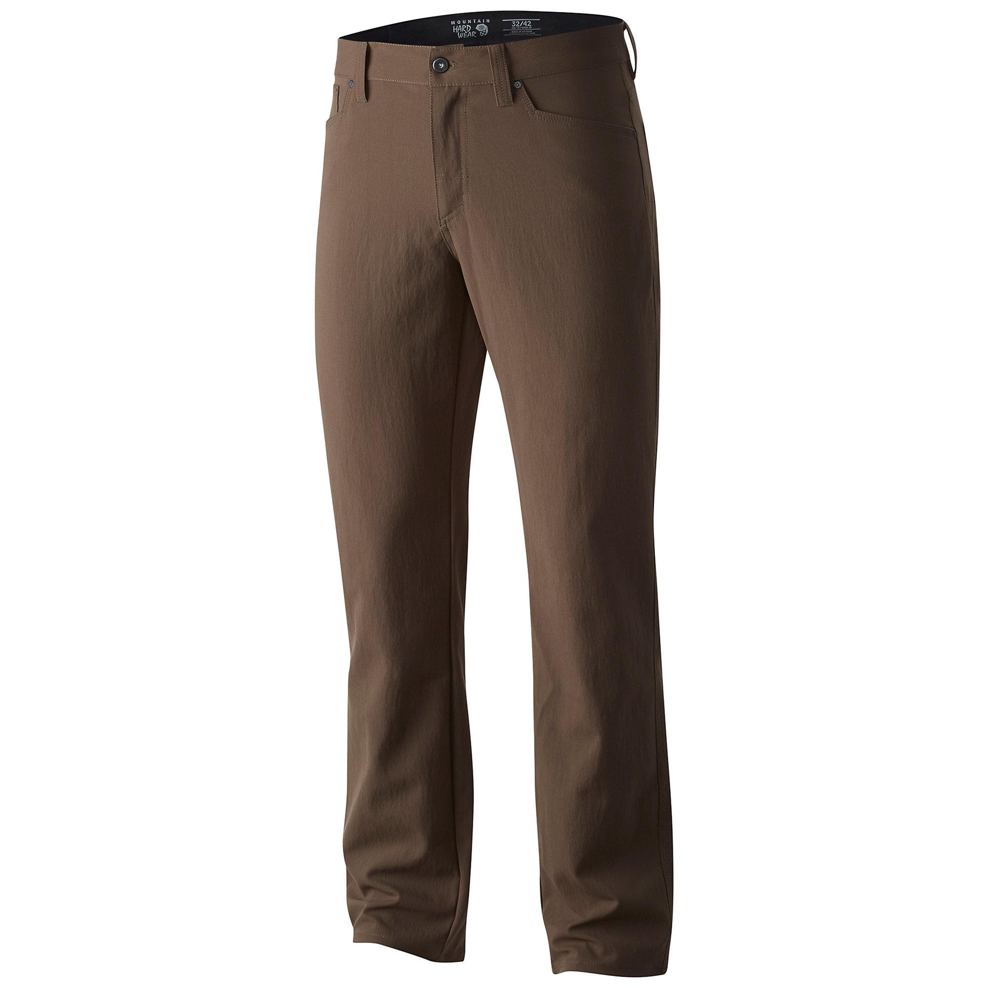 photo: Mountain Hardwear Piero 5 Pocket Pant