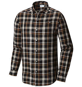 Men's Cornell Woods™ Flannel Long Sleeve Shirt