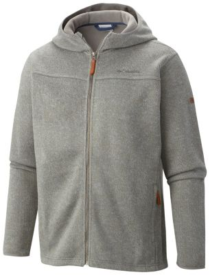 Men's Canyons Bend Sweater Faced Bonded Fleece Jacket | Columbia.com