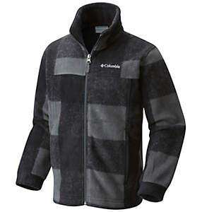 Boy's Zing™ III Printed Fleece Jacket