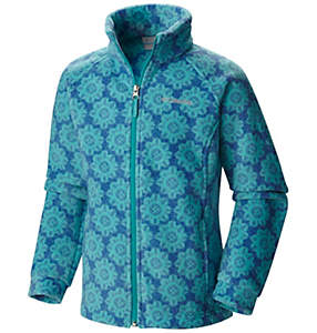 Girl's Benton Springs™ II Printed Fleece