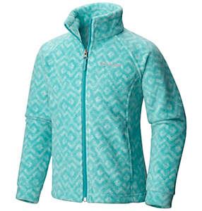 Girl's Benton Springs™ II Printed Fleece Jacket