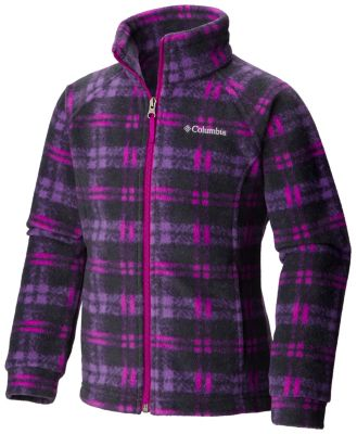 photo: Columbia Benton Springs II Printed Fleece