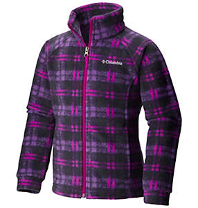 Girl's Benton Springs™ II Printed Fleece - Toddler