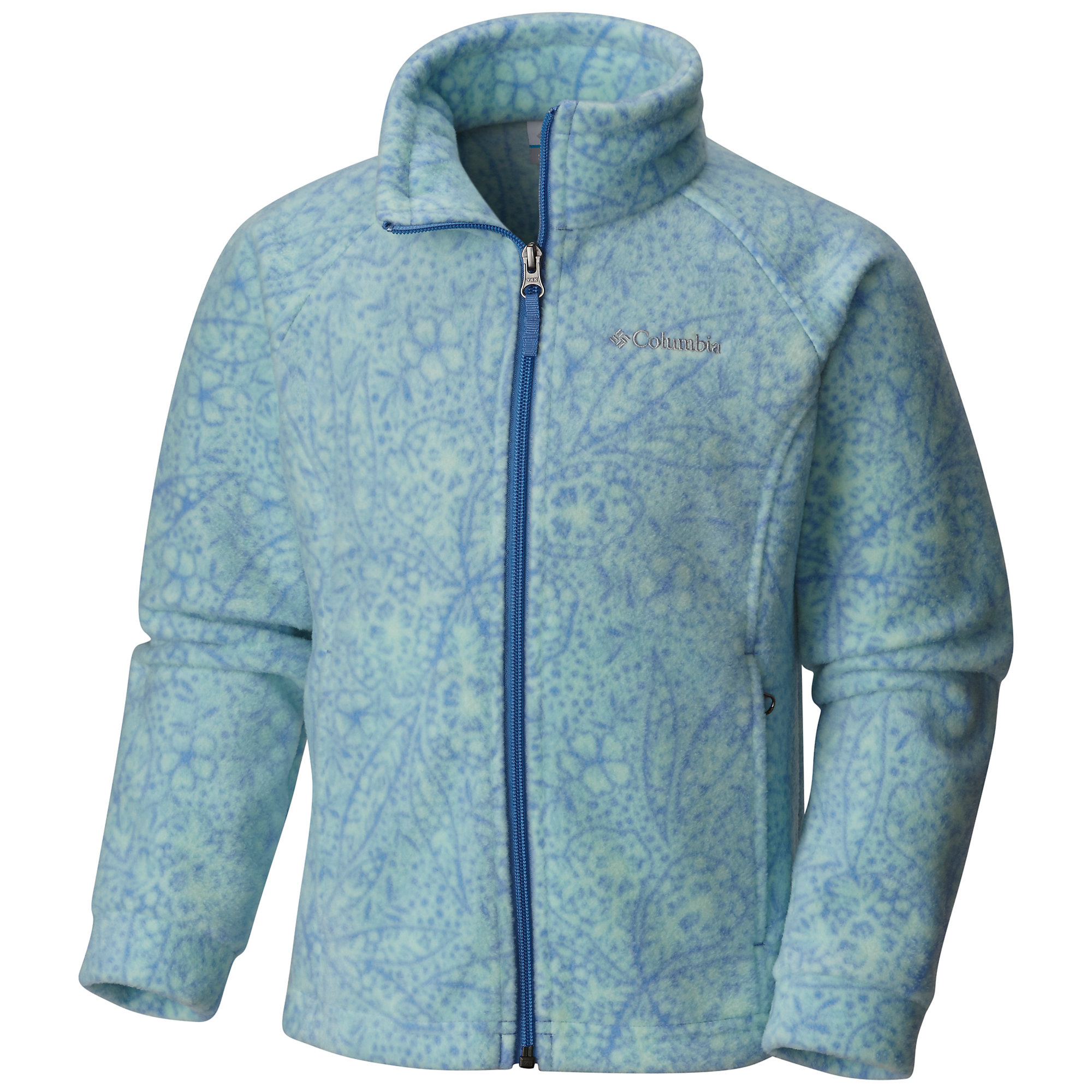 Columbia Benton Springs Printed Fleece