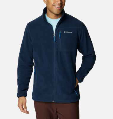 Men's Cascades Explorer Full Zip Fleece Zippered Pockets | Columbia