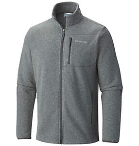 Men's Cascades Explorer™ Full Zip Fleece – Tall