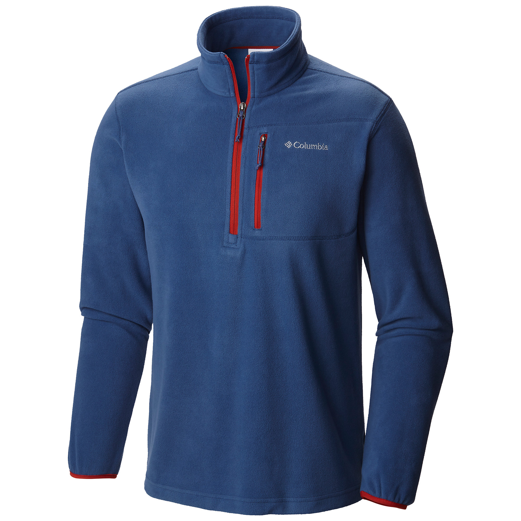 photo: Columbia Cascades Explorer Half Zip