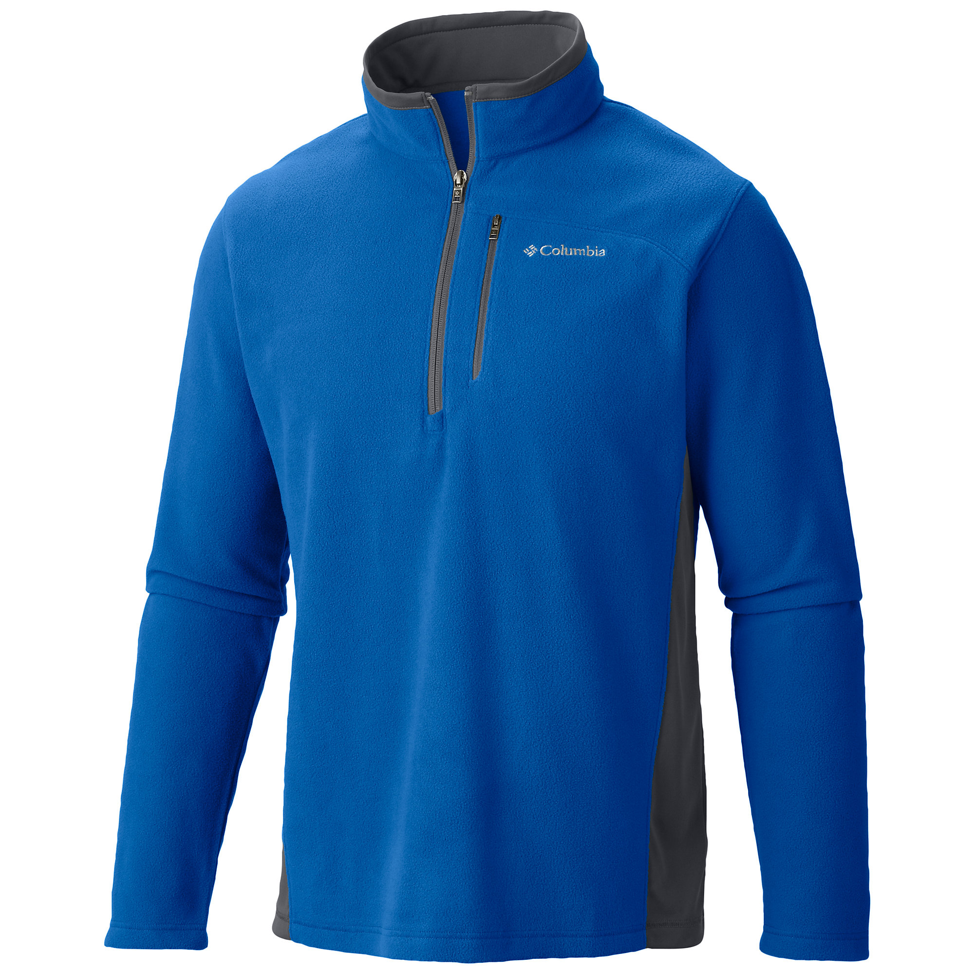 photo: Columbia Lost Peak Half Zip