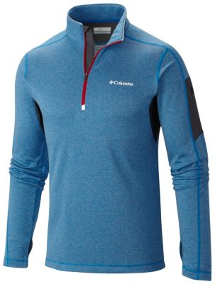photo: Columbia Trail Dash Half Zip