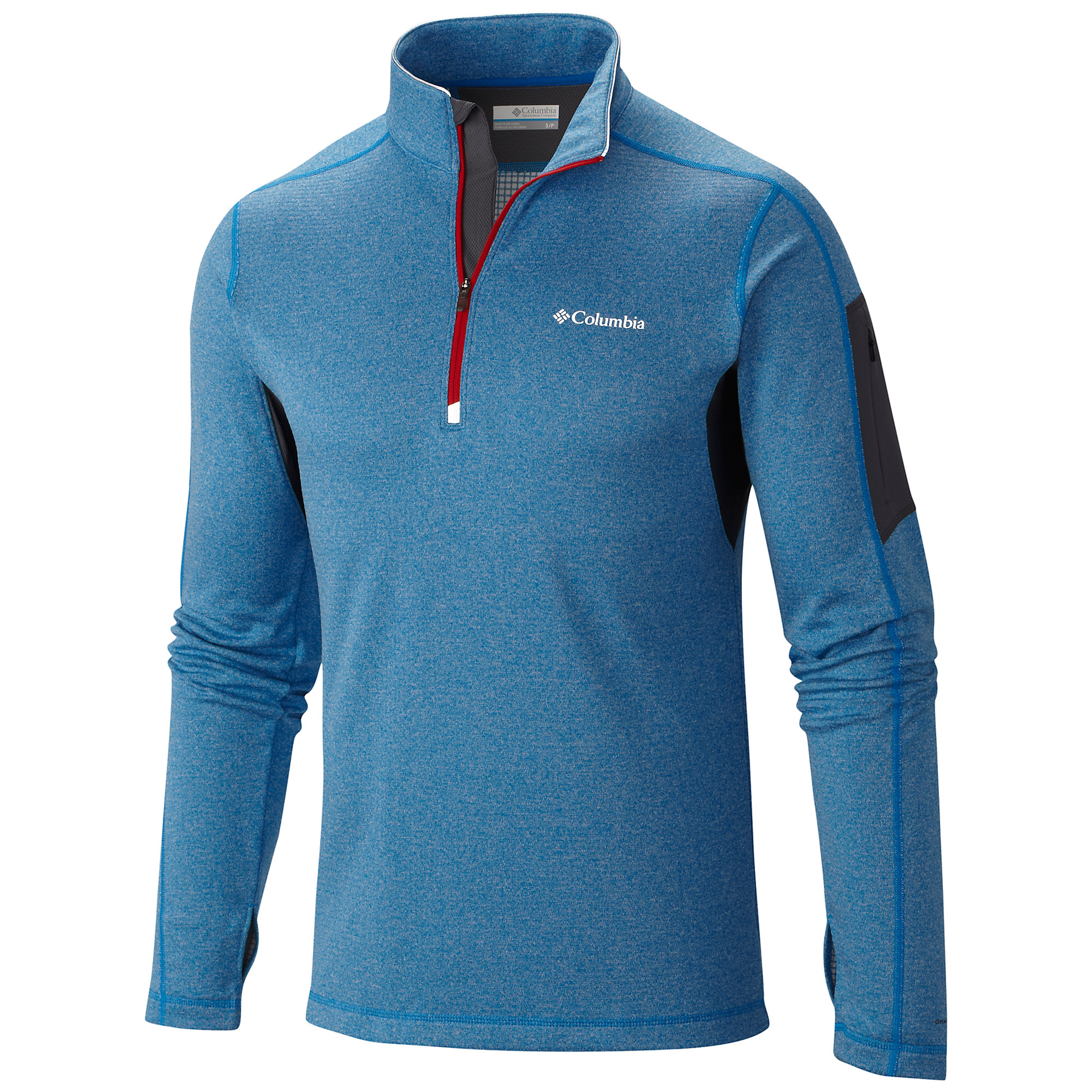 Columbia Trail Dash Half Zip