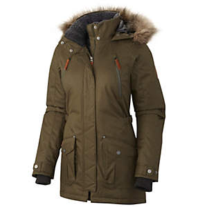 Women's Barlow Pass 550 TurboDown™ Jacket