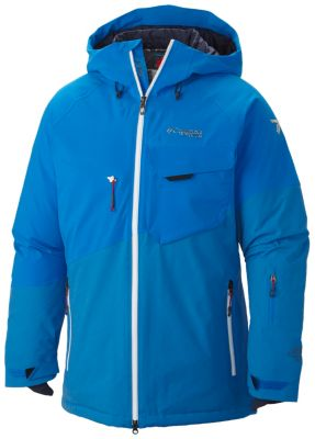 photo: Columbia Men's First Tracks 860 TurboDown Jacket