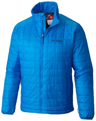 photo: Columbia Mighty Lite Box Quilt Jacket