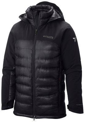 Men S Heatzone 1000 Turbodown Warm Hooded Jacket