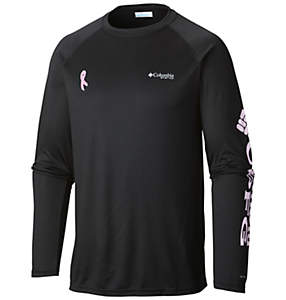 Men's Tested Tough in Pink™ Terminal Tackle Long Sleeve Shirt