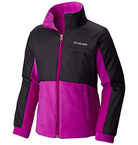 Girl's Benton Springs™ III Overlay Fleece Jacket