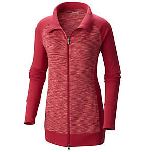 Women's OuterSpaced™ Hybrid Long Full Zip Jacket