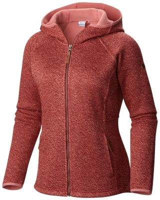 photo: Columbia Canyons Bend Full Zip Hoodie