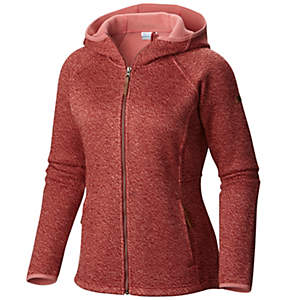 Felpa full zip Canyons Bend™ da donna