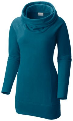 photo: Columbia Glacial Fleece Cowl Tunic