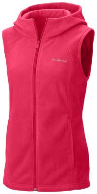 photo: Columbia Benton Springs Hooded Vest