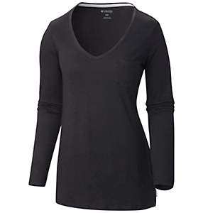 Women's Everyday Kenzie™ V Neck Long Sleeve Shirt