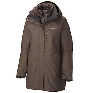 Women's Mystic Pines™ Long Interchange Jacket