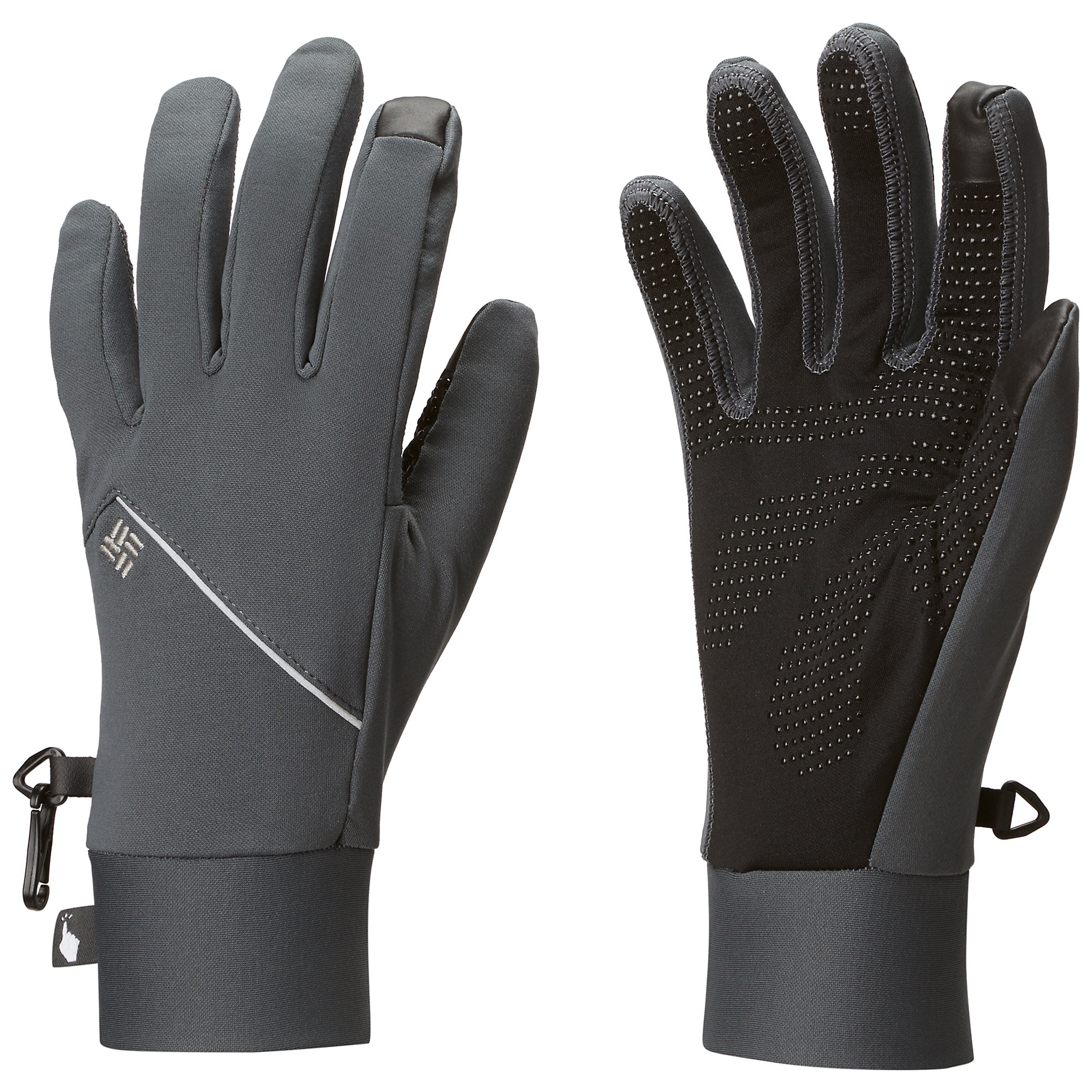 photo: Columbia Trail Summit Running Glove