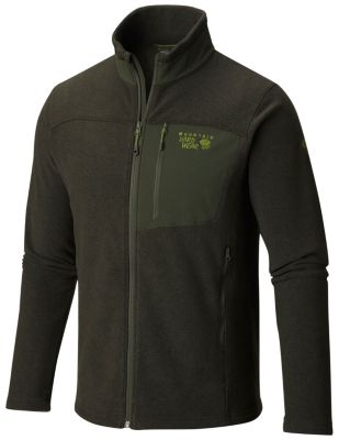 photo: Mountain Hardwear Toasty Twill Jacket