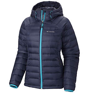 Manteau à capuchon Platinum Plus 860 Turbodown™