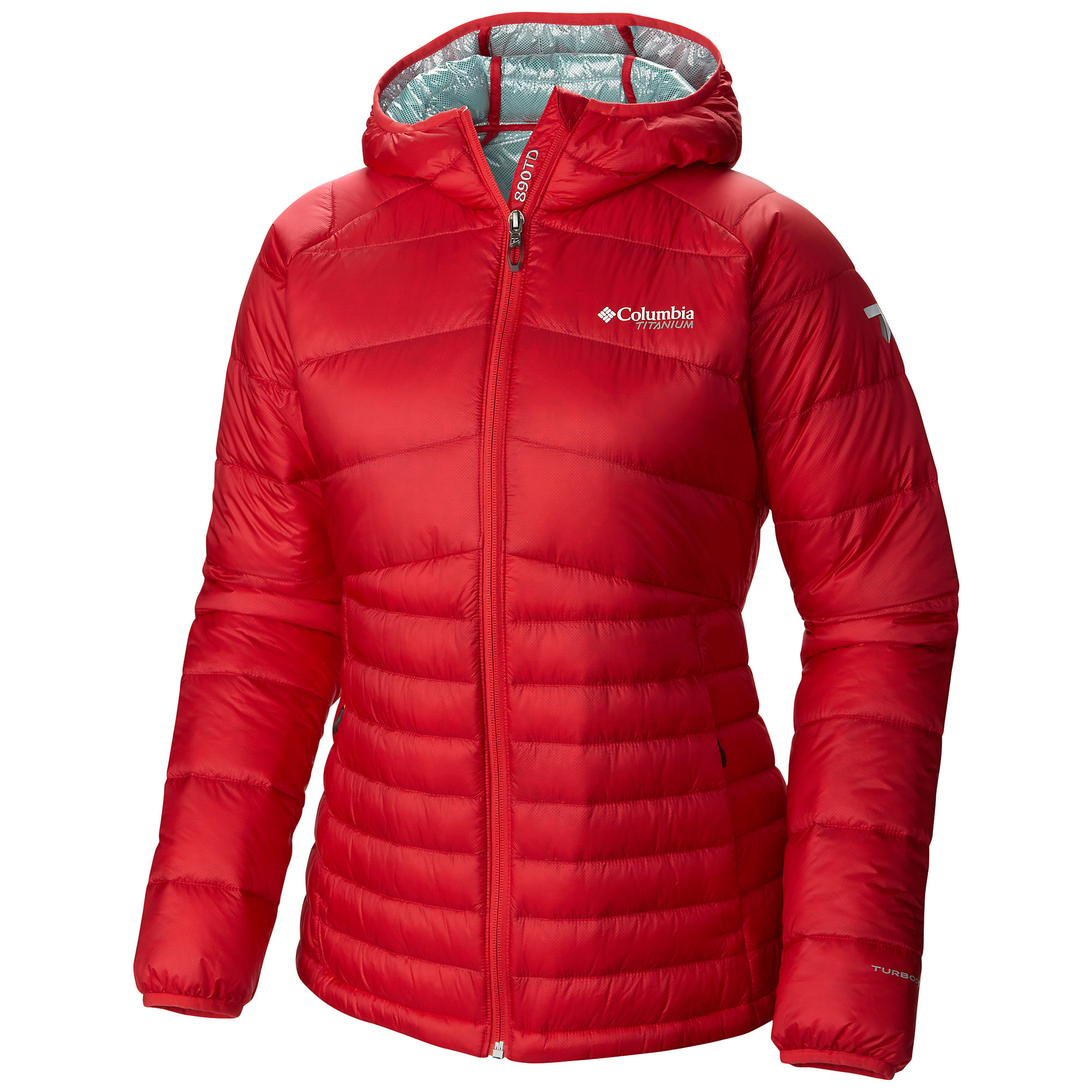 photo: Columbia Women's Diamond 890 TurboDown Jacket